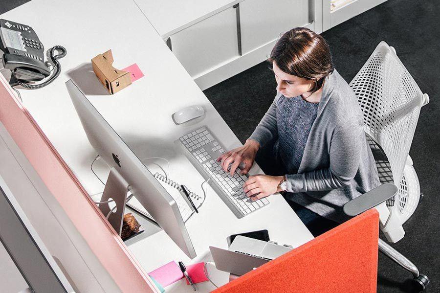 Lo que puede hacer por ti la silla de oficina