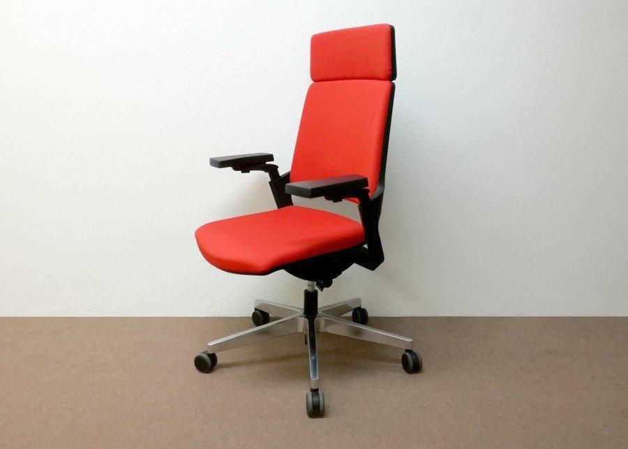 Silla movyis3 tapizada rojo outlet ofival eshop - Outlet de sillas ...