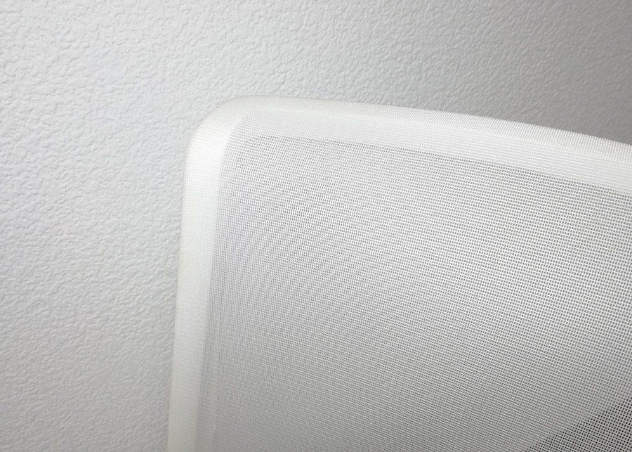 Silla Movyis3 14M3 Outlet Blanca Azul detalle respaldo