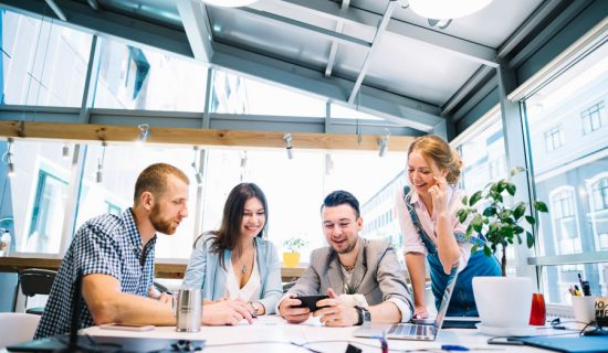 Crear tu oficina saludable