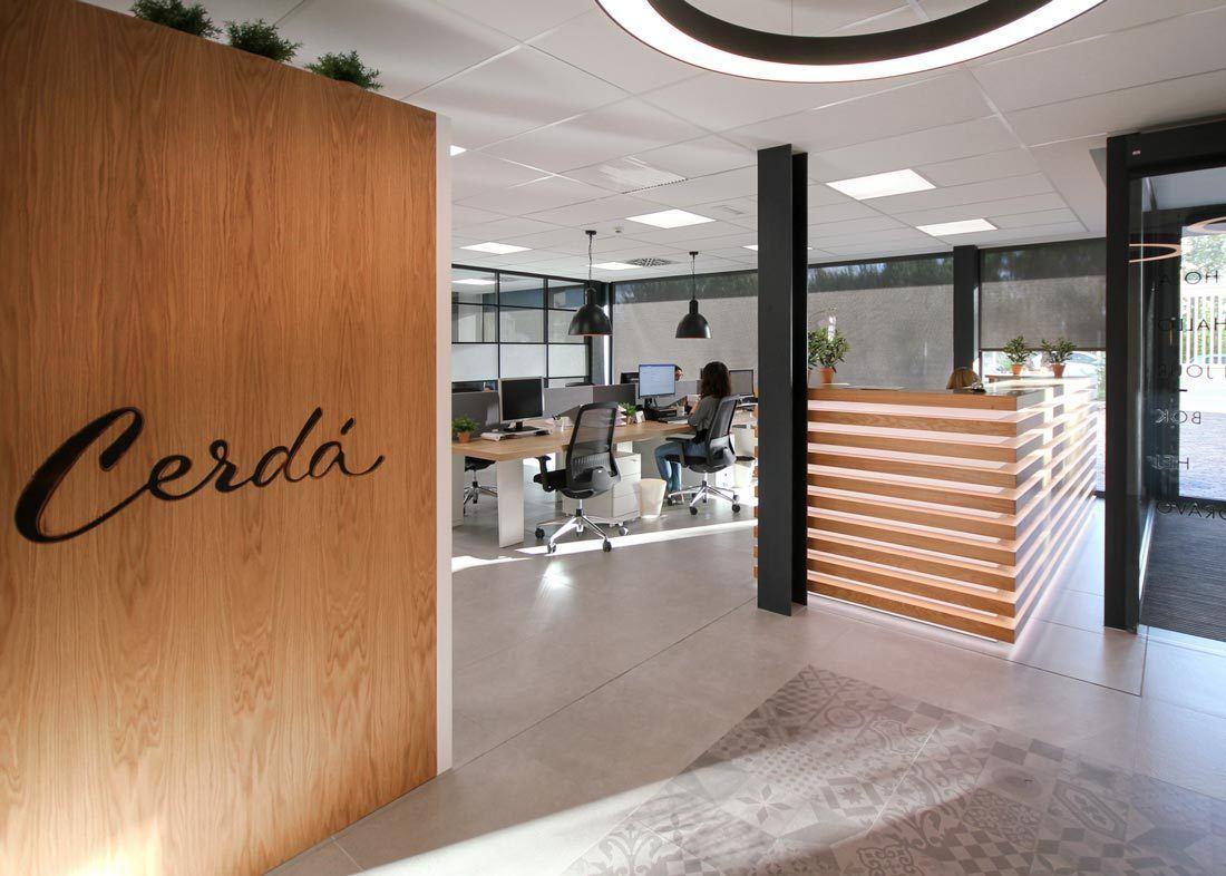 Nuevas oficinas de Cerdá Group