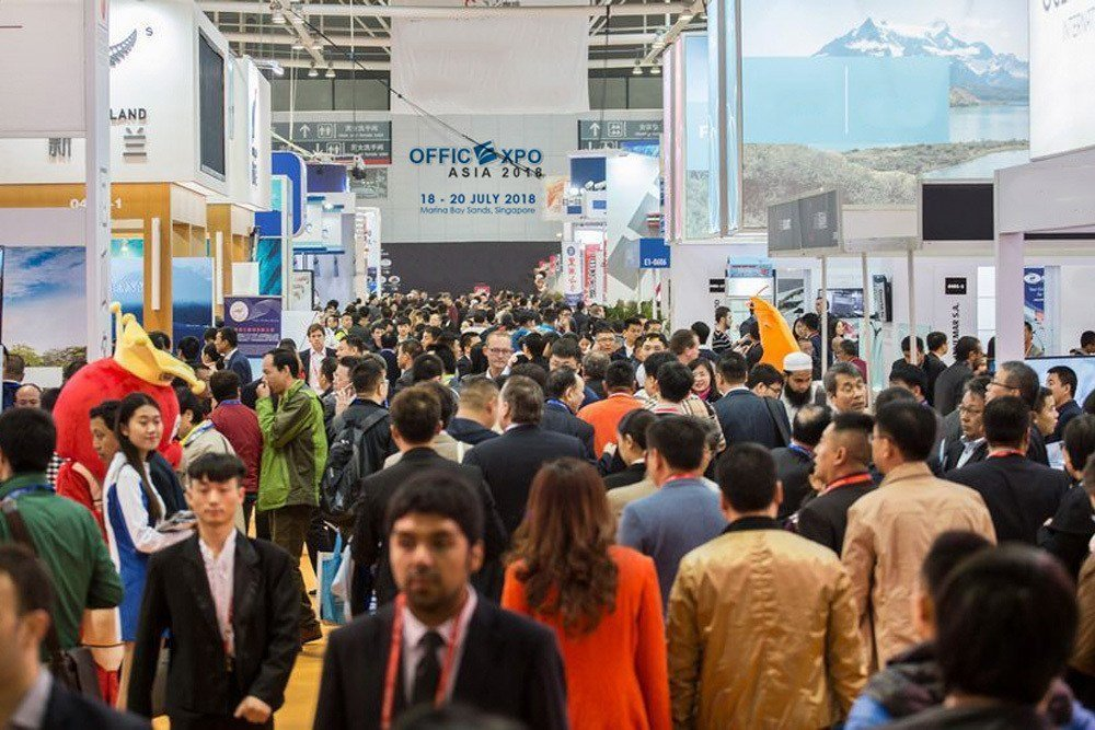 Office Expo Asia 2018