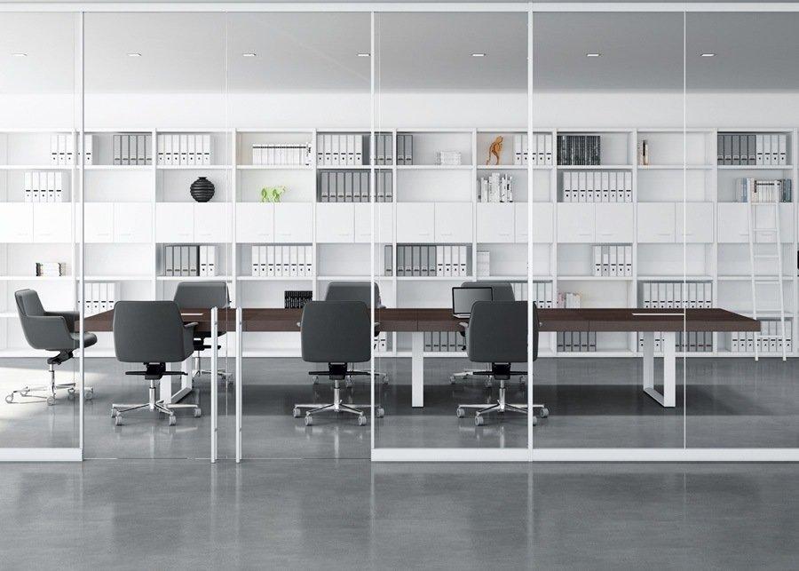 Mesa t45 reuniones ofival equipamiento de oficina for Patas mesa oficina