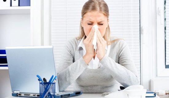 Alergia al trabajo