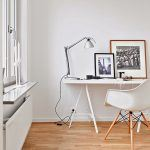 Silla nordic con Brazos Home Office