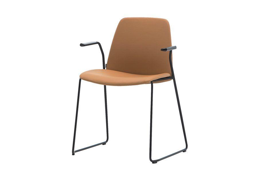silla unnia tapiz con brazos
