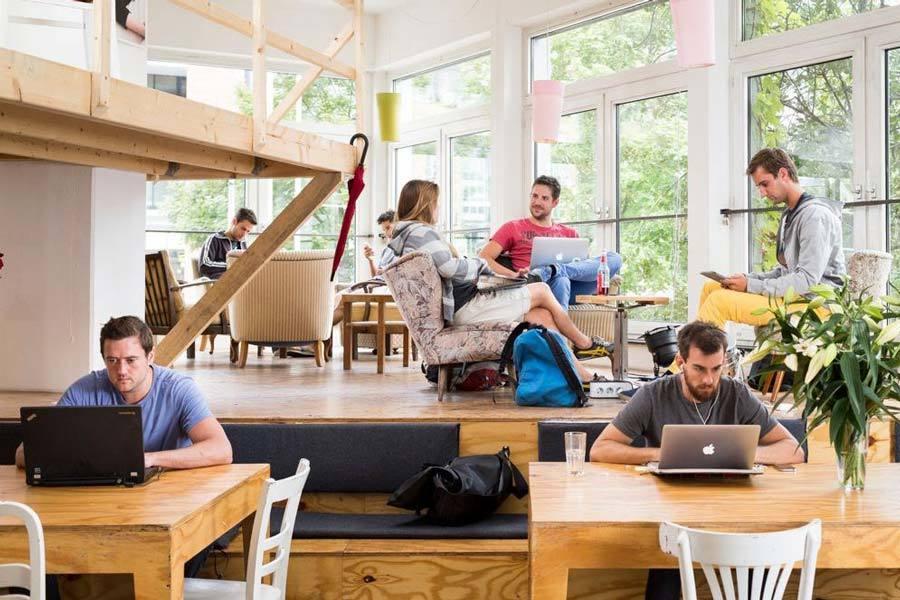 Zona operativa espacio ideal en la oficina