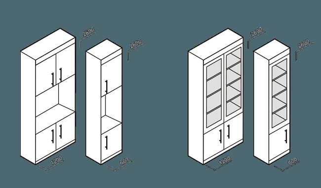 Esquema tabique armario 2