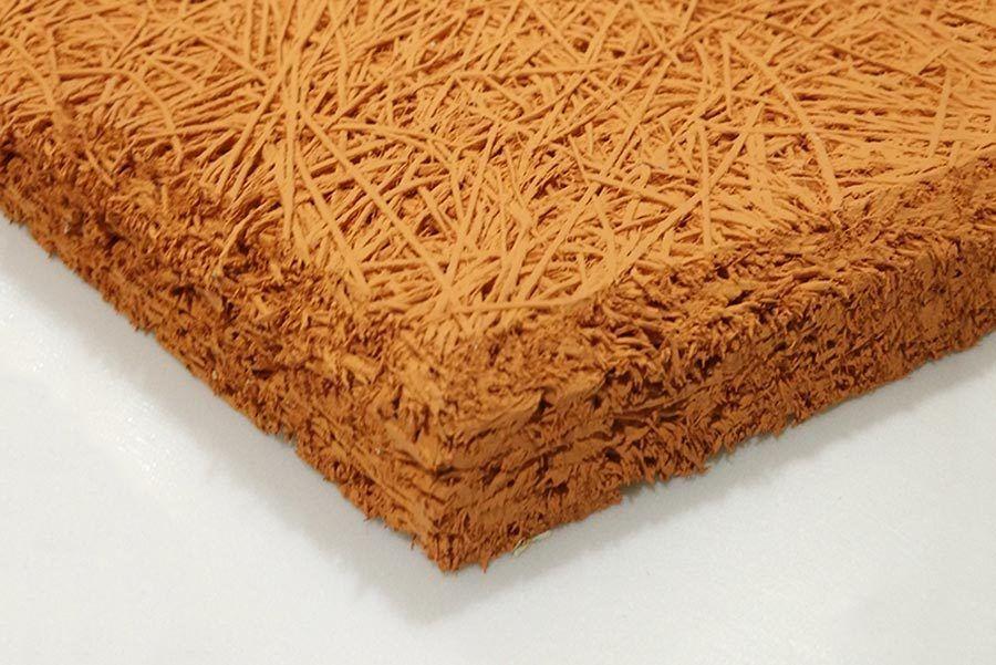 Lana de madera insonorizar