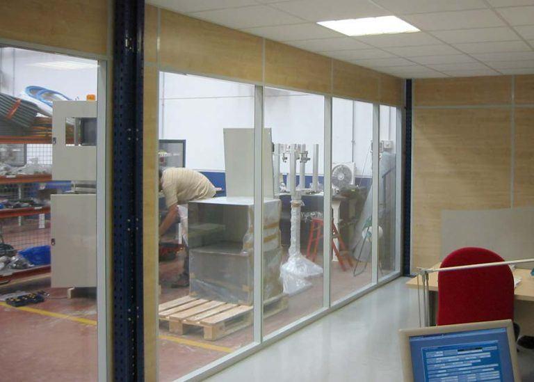 Mampara Espai2 Interior
