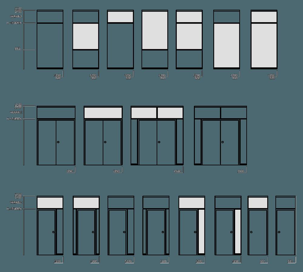 Modulación Mampara Espai 2