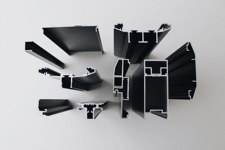 Perfiles aluminio F1 y F2