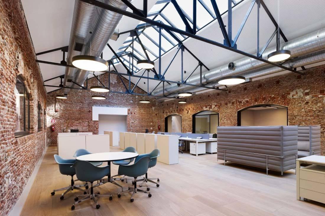 Salas de reuniones abiertas