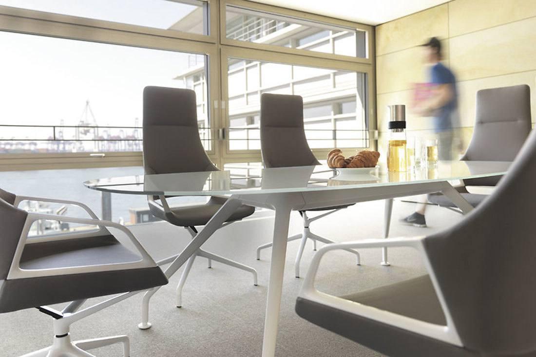 Sillas de reuniones comodas