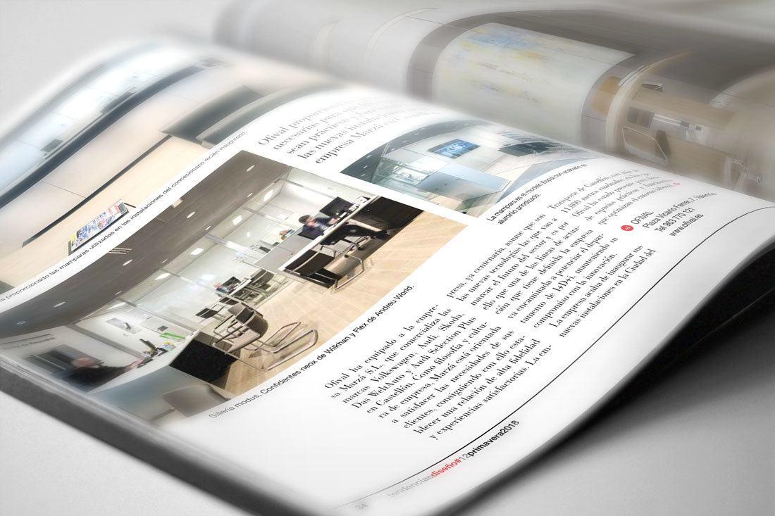 proyectos en la Revista Tendencias