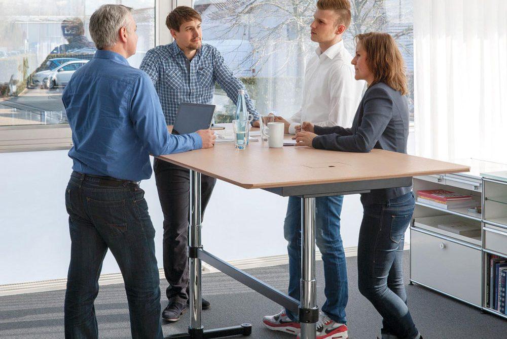 Mesa kitis m meeting reuniones
