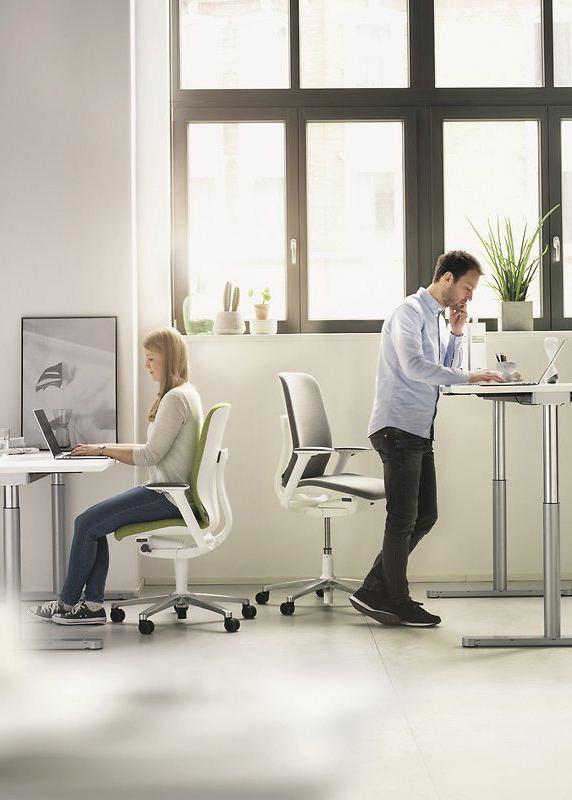 silla at 1877 trabajo oficina