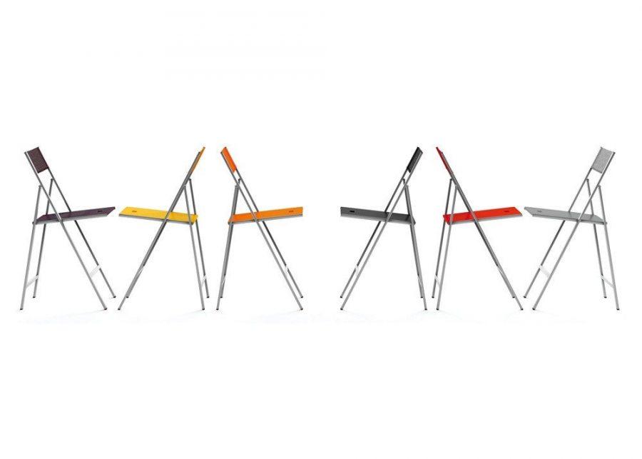 Silla Clip colores