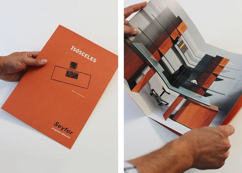 Catálogo Isósceles de Antonio Escario Martínez