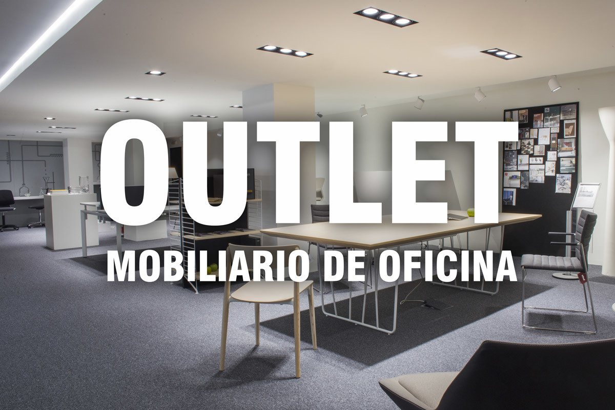 Outlet Mobiliario de Oficina