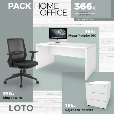 Pack Home Office LOTO