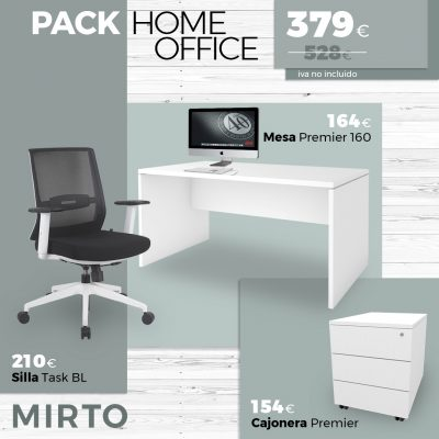 Pack Home Office MIRTO