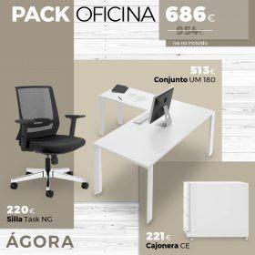 Pack Oficina ÁGORA