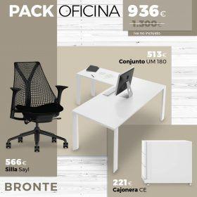 Pack Oficina BRONTE