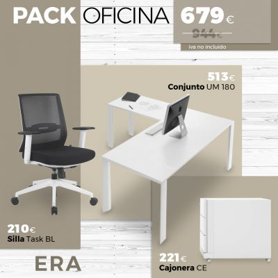 Pack Oficina ERA