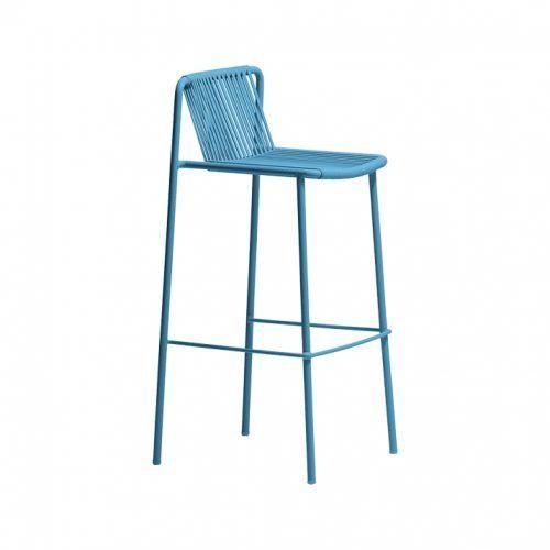 Taburete Tribeca 75 azul