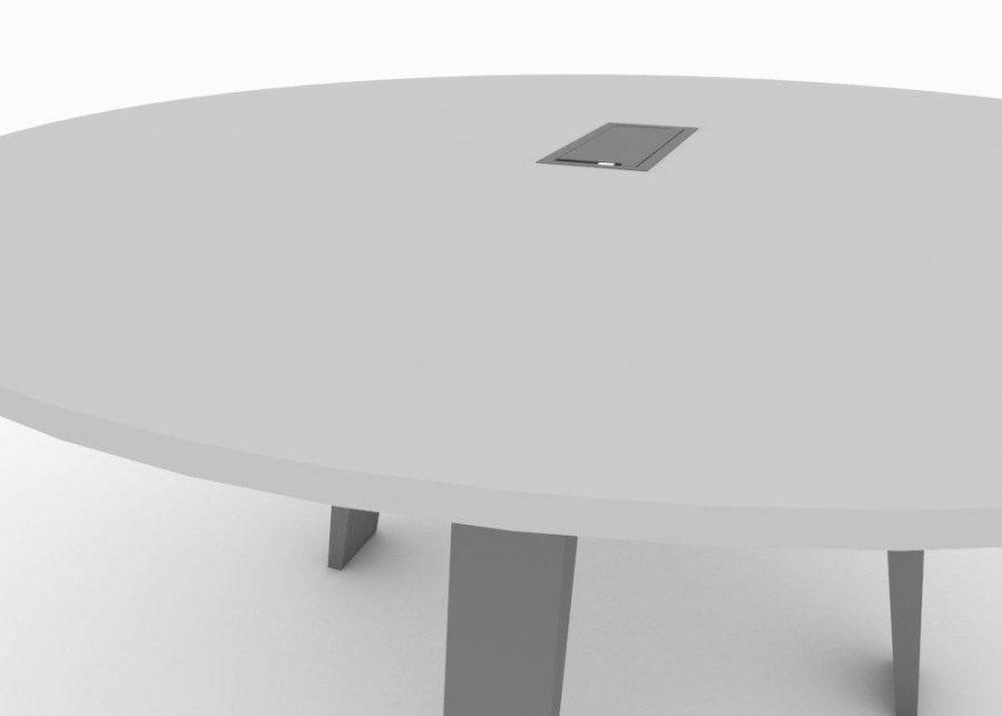 Mesa de reuniones Mahia detalle
