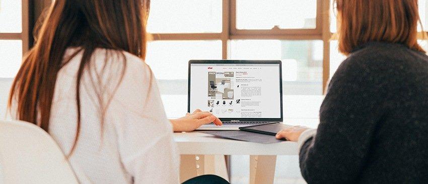 Renovar oficina con Web Ofival
