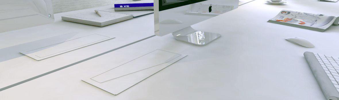 Bancada UM multipuesto detalle electrificación