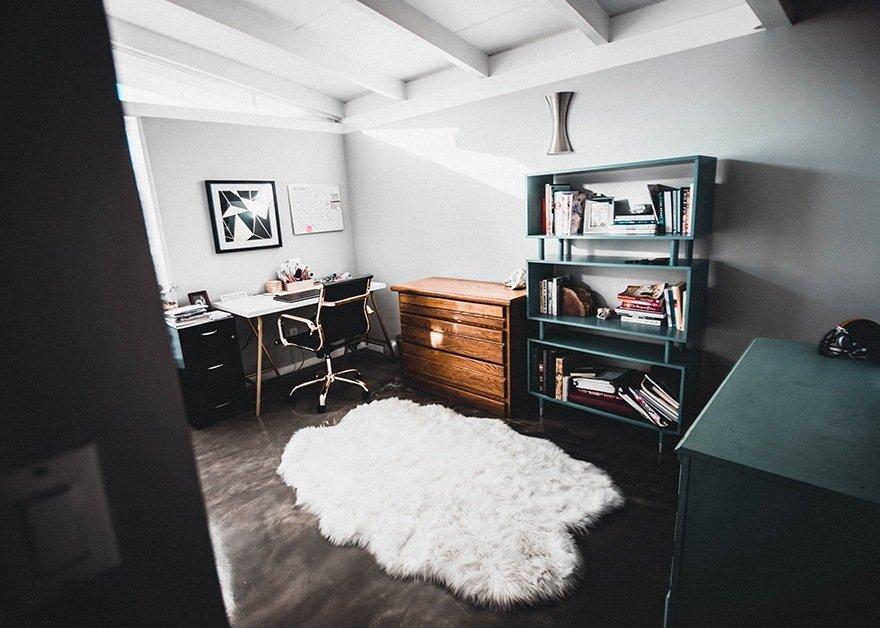 Espacio estudio casa