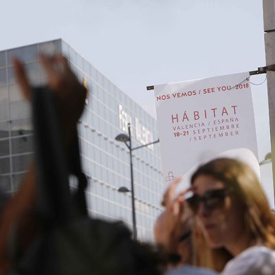 Feria Habitat cartel