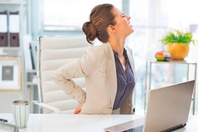 Evita la silla de oficina barata