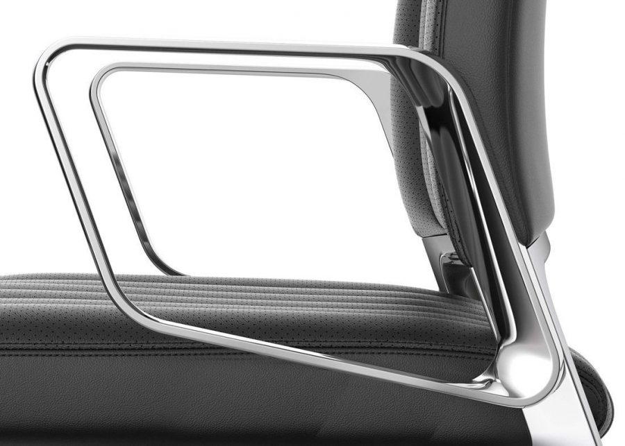 Silla Vintage 1V11 brazos aluminio