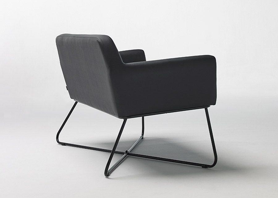 Mobboli sofá Japan gris