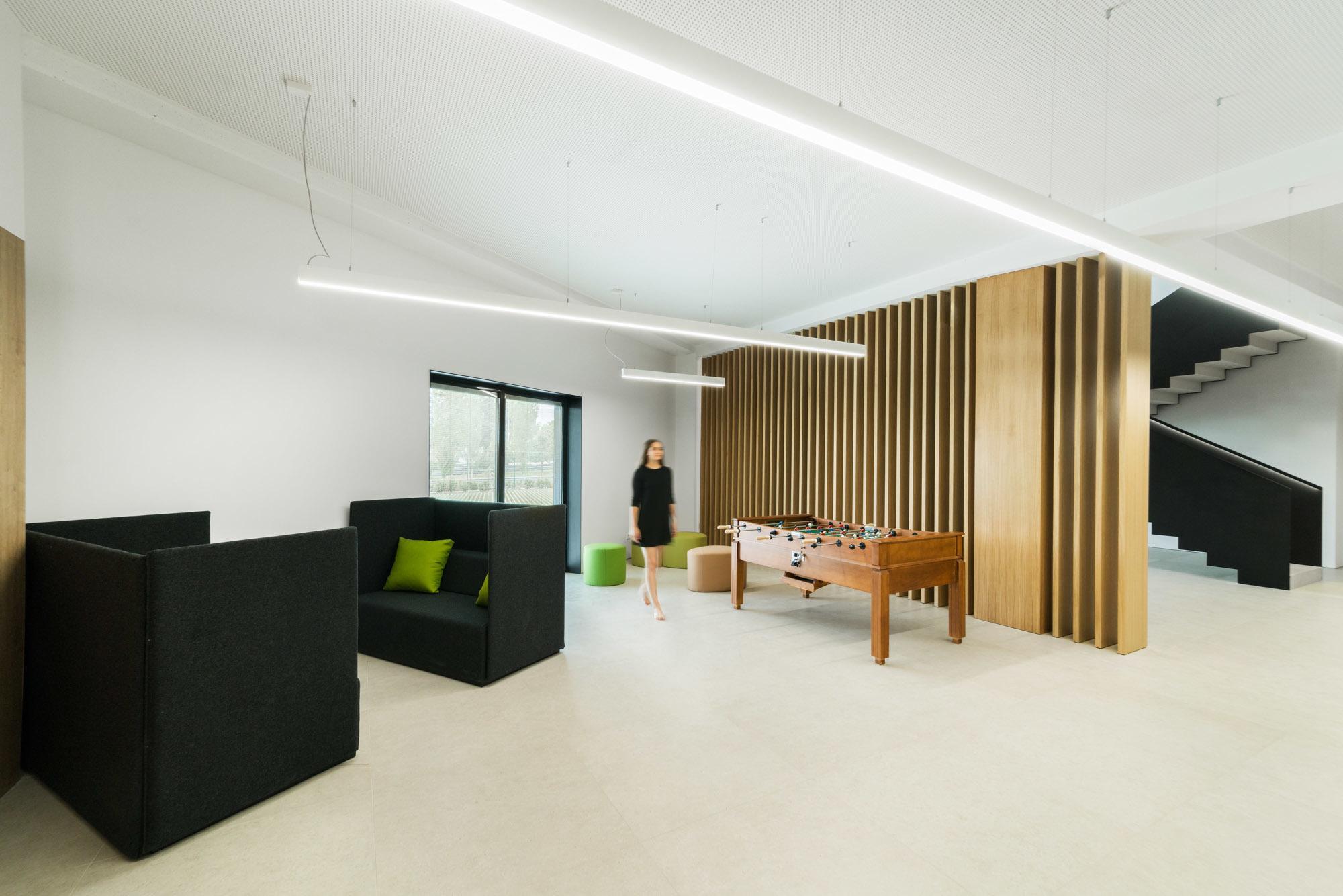 Oficinas Idai Nature
