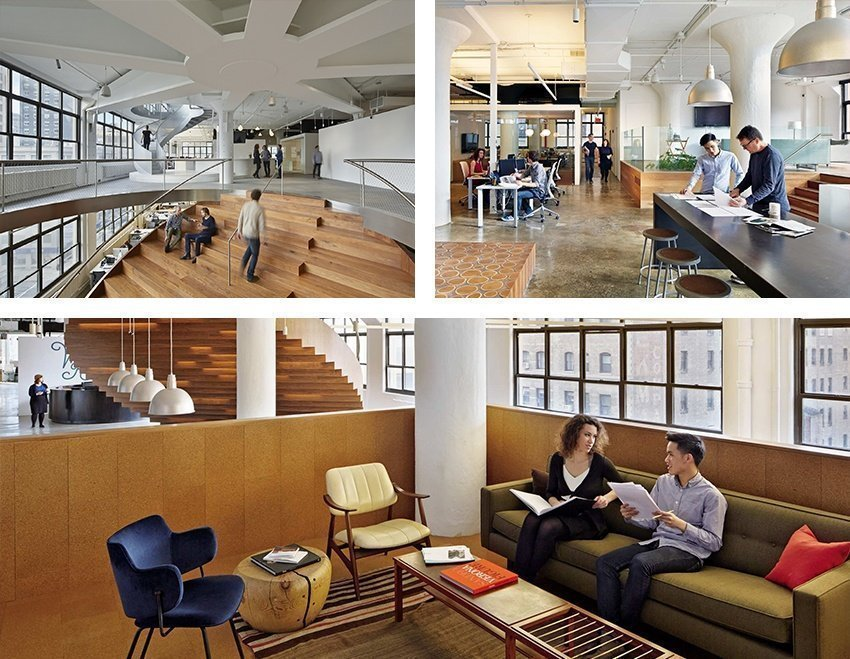 Oficinas Weiden+Kennedy, New York