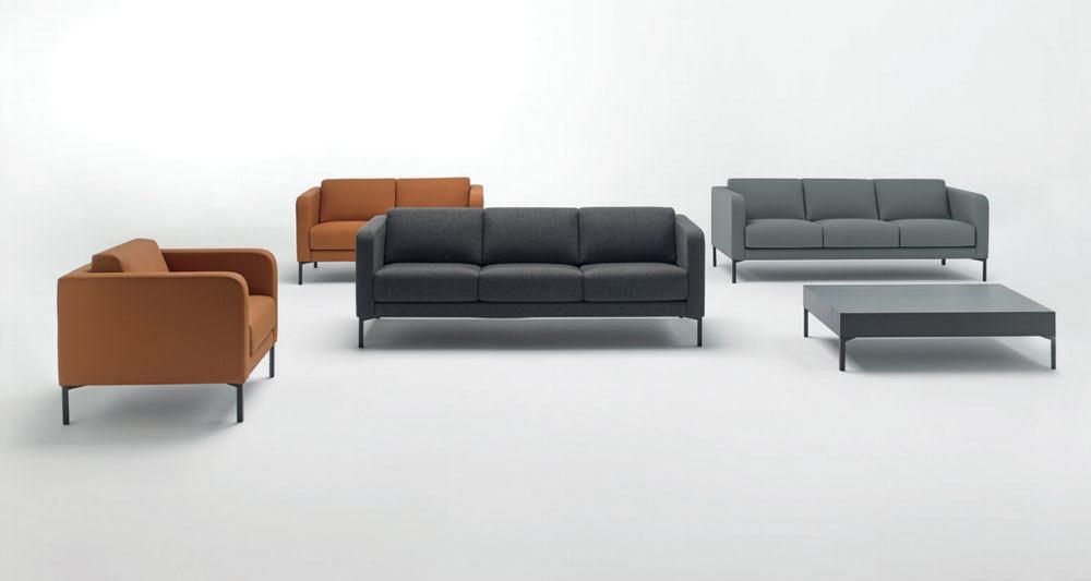 Sofá Quadrat de Mobboli