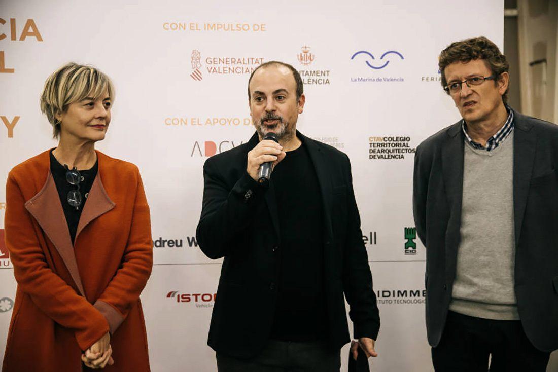 Responsables de la candidatura de València