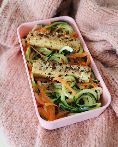 Ensalada Tahi con tofu