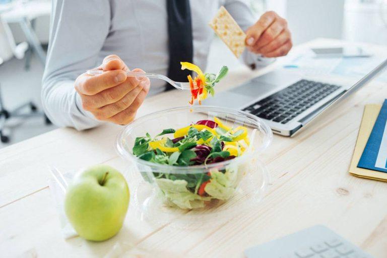Recetas para comer sano en la oficina