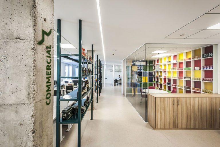 Showroom de producto Font Salem