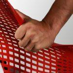 Flexibilidad respaldo silla sayl