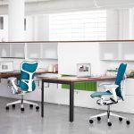 Silla Mirra2 operstiva de oficina