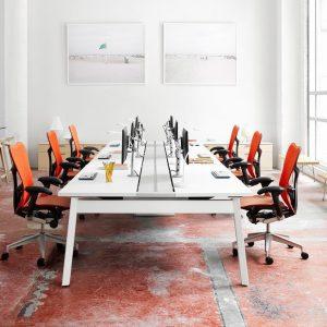 Muebles de oficina operativa