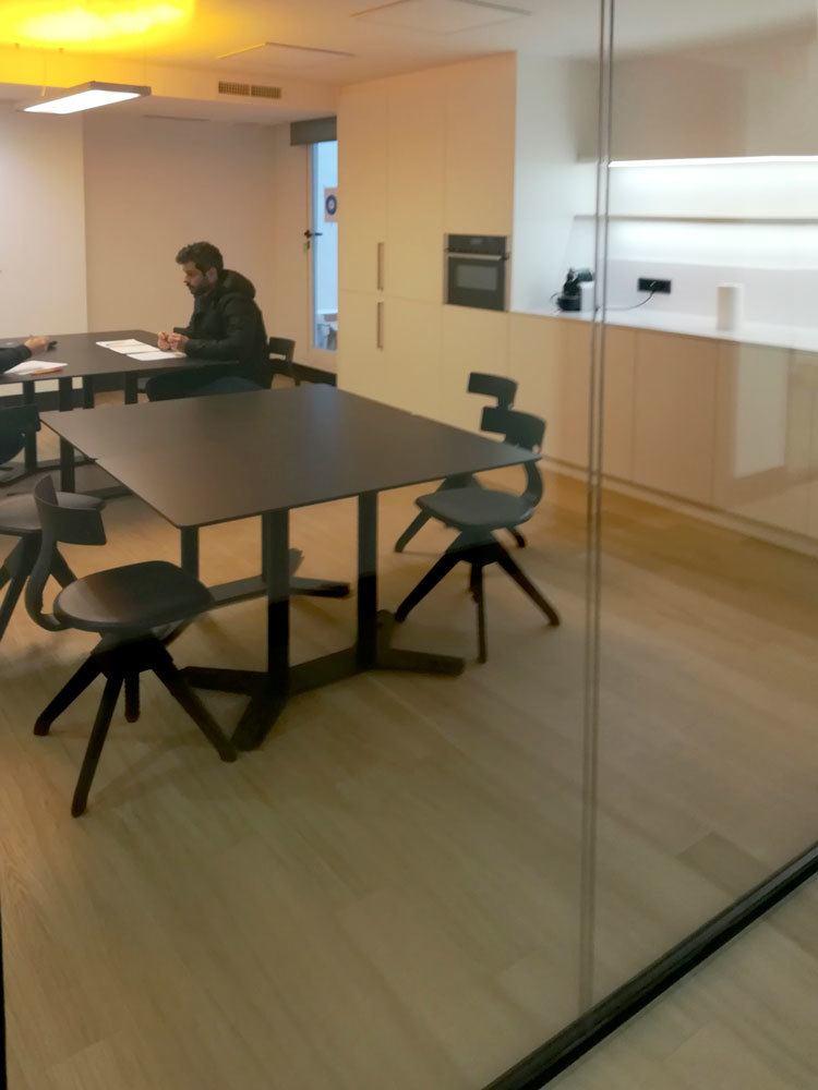 Zonas comunes estudio de diseño