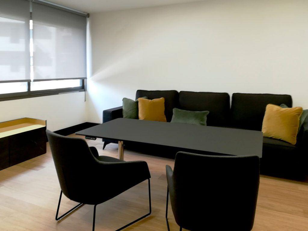 Sala reuniones estudio de diseño
